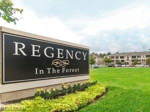 Regency in The Forest