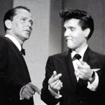 Elvis and Sinatra