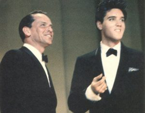 Frank and Elvis, Color