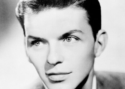 Young Frank Sinatra