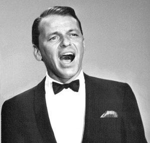 Frank Sinatra in his prime, 1962