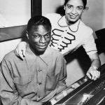 Nat and Maria Cole, 1951